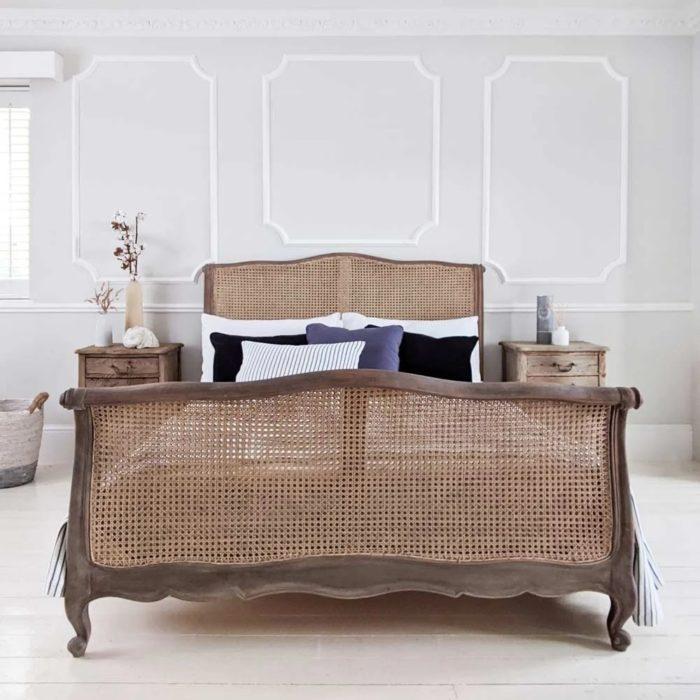 Giường gỗ cao cấp 6