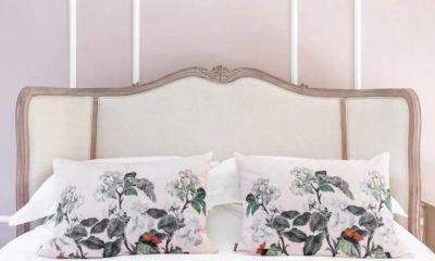 Giường ngủ bọc da hiện đại 1