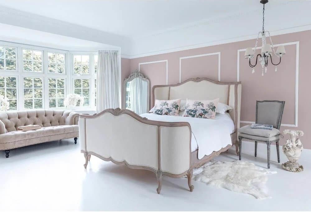 Giường ngủ bọc da hiện đại 4
