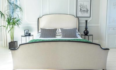 Giường ngủ phong cách hiện đại 3