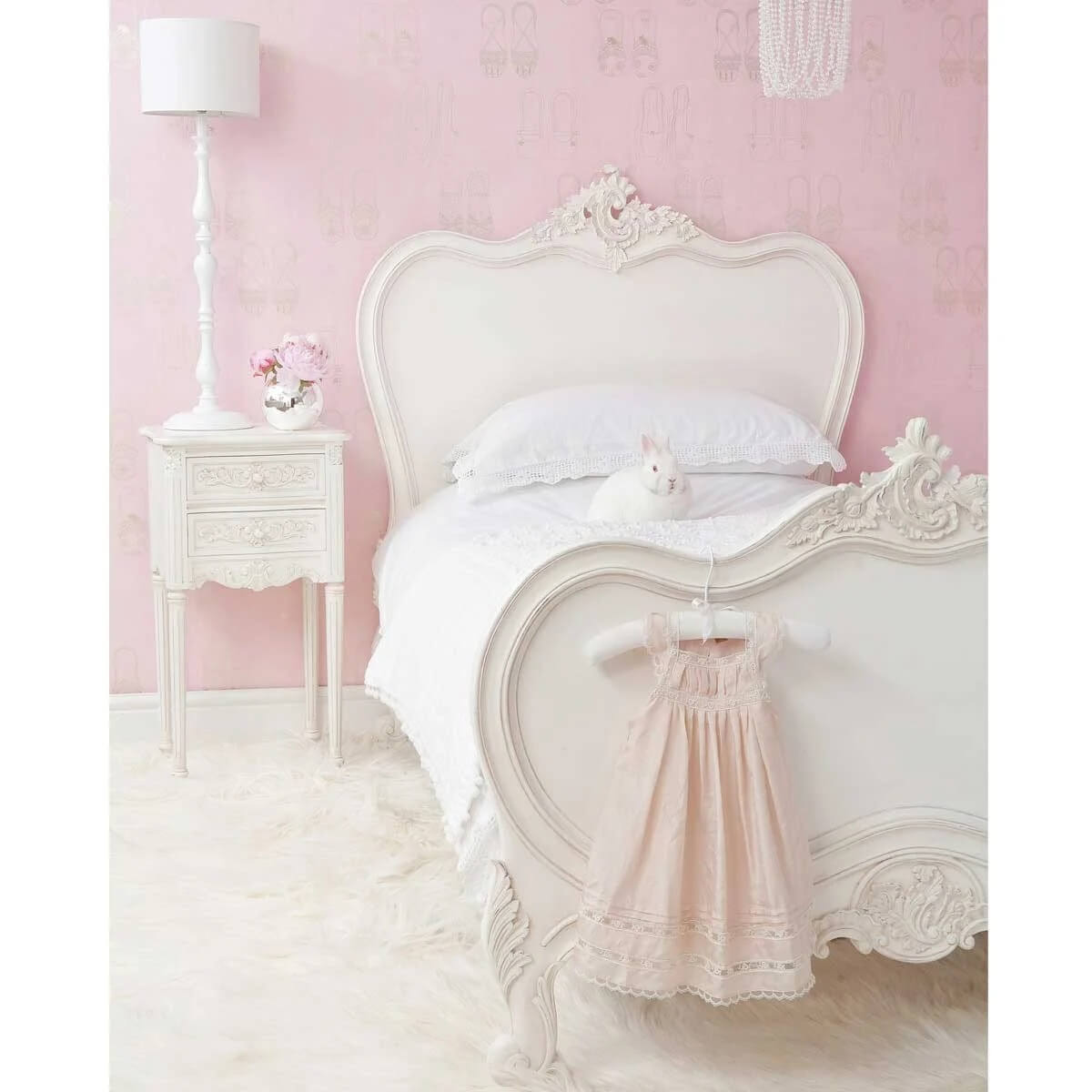 Giường ngủ tân cổ điển sang trọng 3