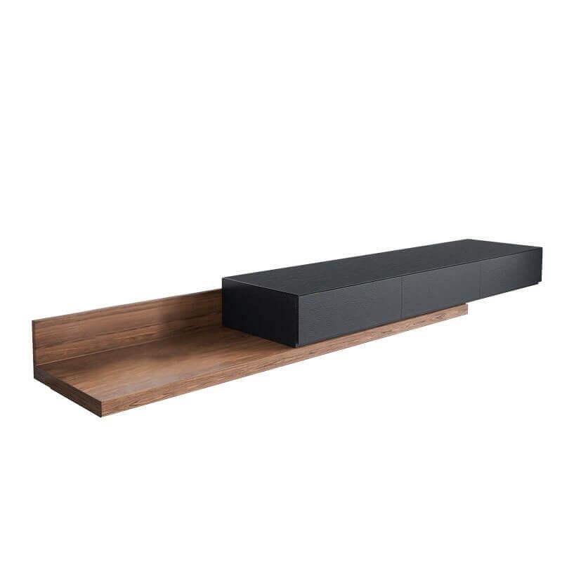 Kệ để tivi bằng gỗ 4