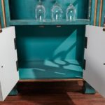 Tủ Gỗ Vintage Trưng Bày 3