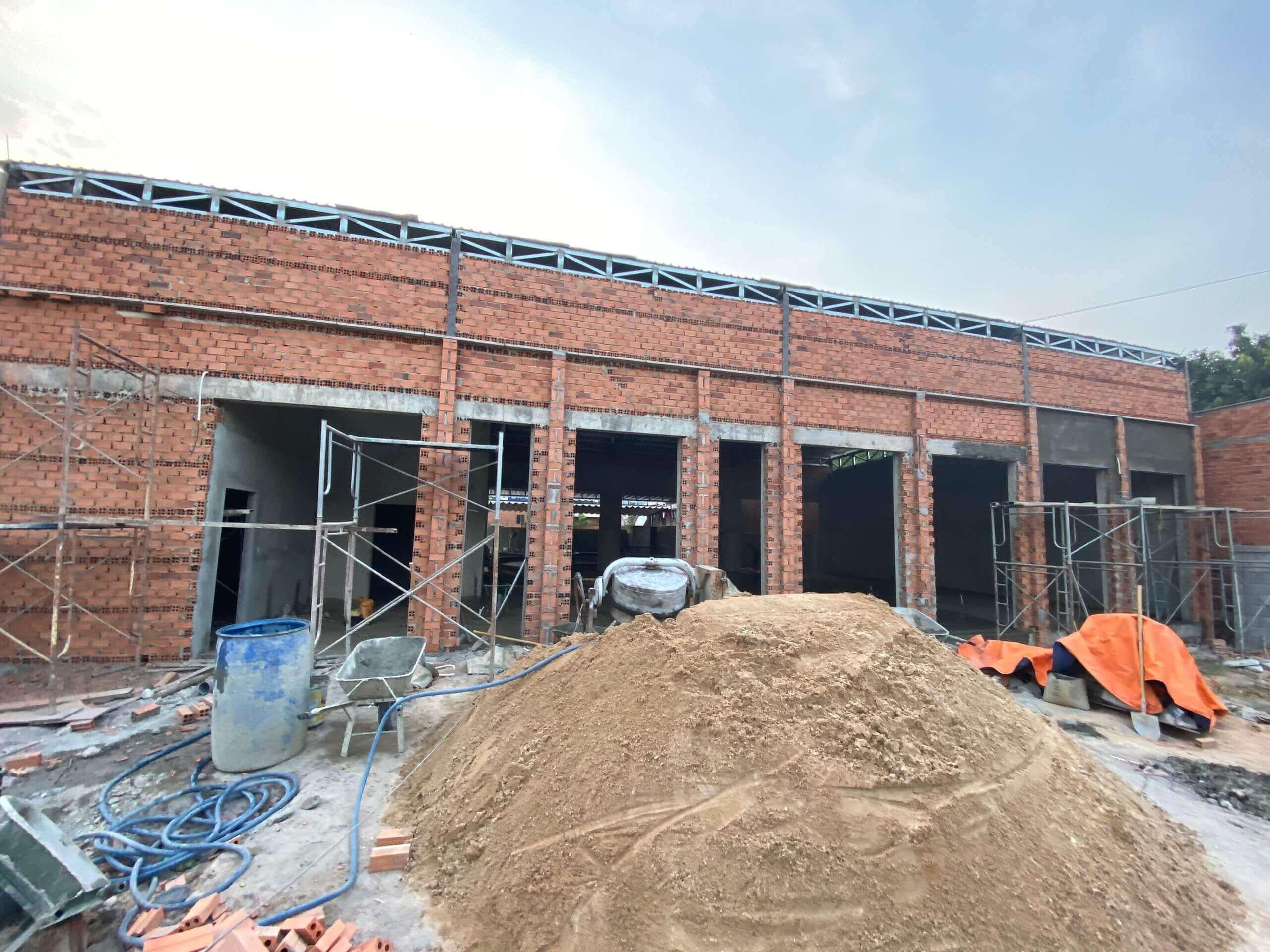 Xây dựng quán coffe 7