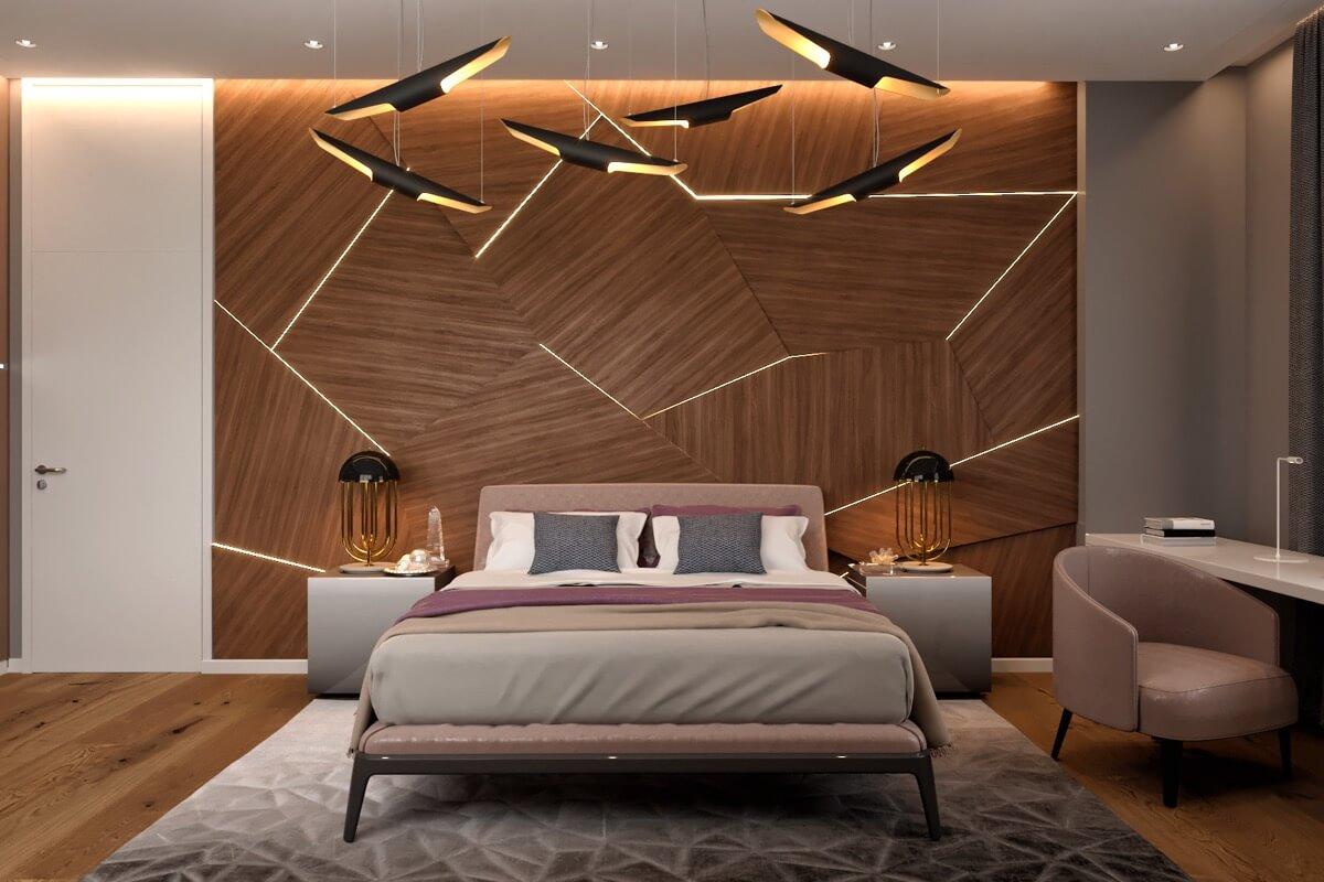 Đừng quên thiết kế một phòng ngủ nhẹ nhàng