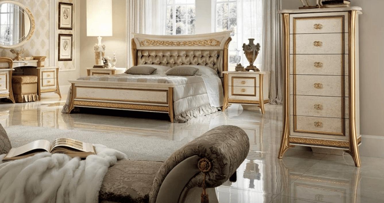 Nội thất phòng ngủ tân cổ điển 2
