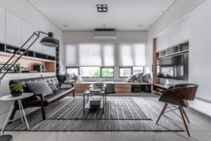 Nội thất phòng khách đẹp hiện đại 29