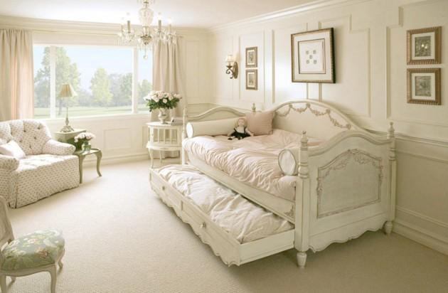 Phòng ngủ kiểu Pháp 10