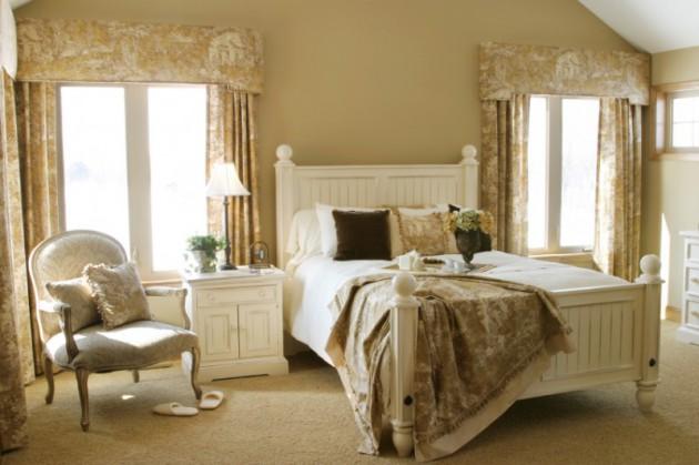 Phòng ngủ kiểu Pháp 14