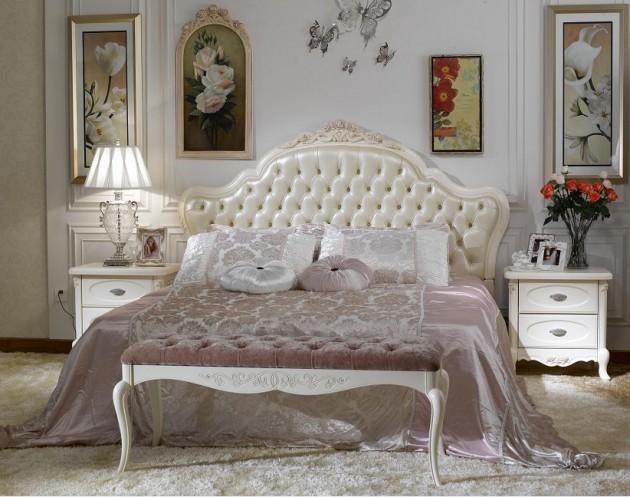Phòng ngủ kiểu Pháp 3