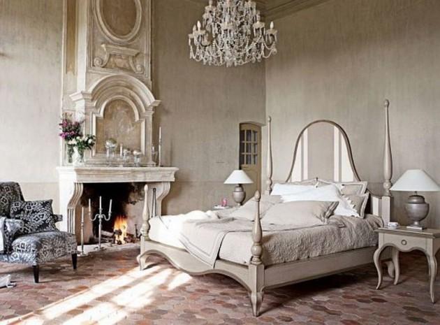 Phòng ngủ kiểu Pháp 4