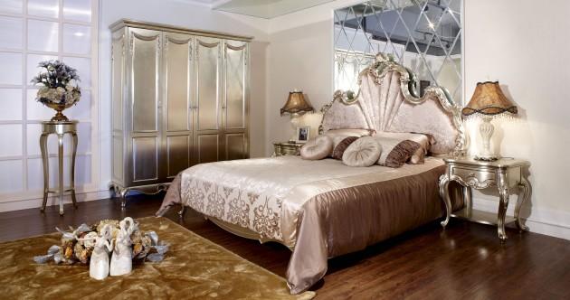Phòng ngủ kiểu Pháp 5