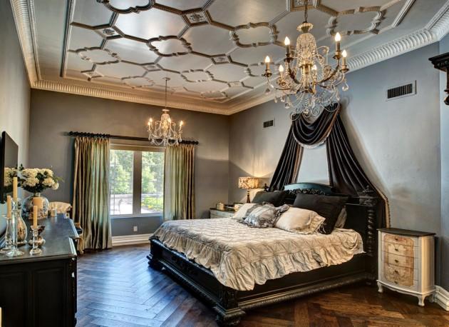 Phòng ngủ kiểu Pháp 7