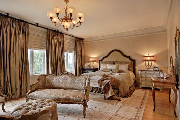 Phòng ngủ kiểu Pháp 8