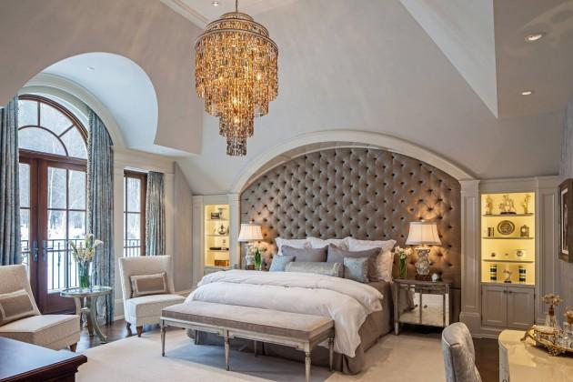 Phòng ngủ kiểu Pháp 9