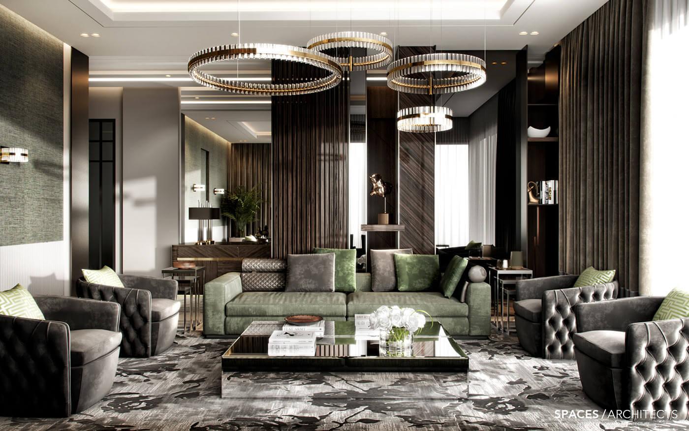 Phong cách nội thất Luxury 4