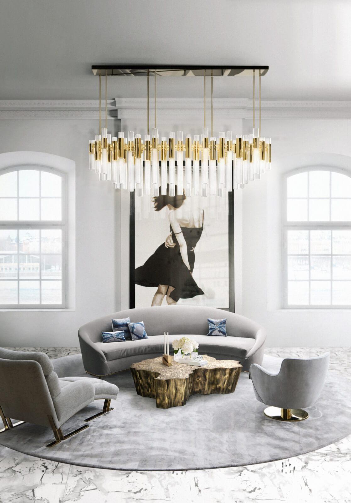Phong cách nội thất Luxury 7