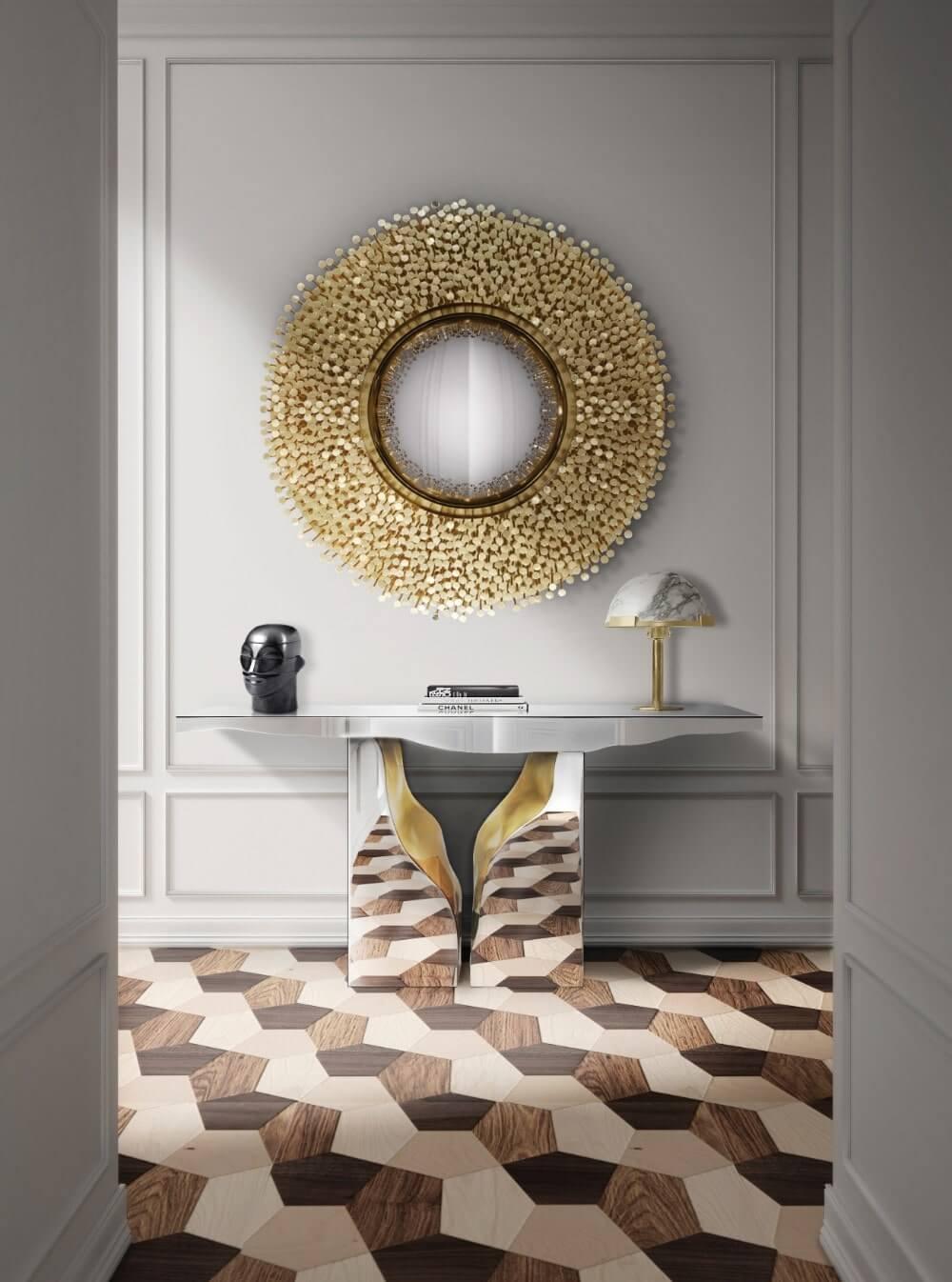 Phong cách nội thất Luxury 8