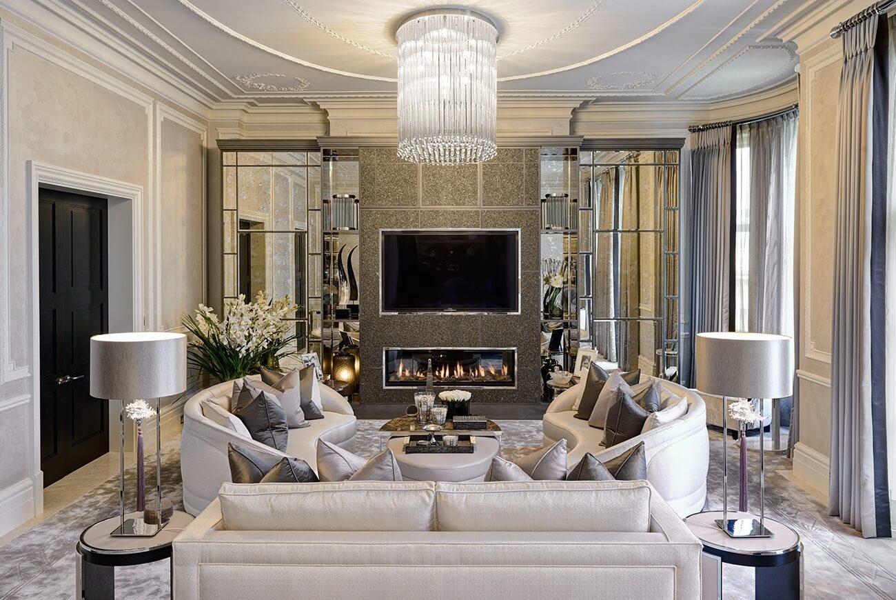 Thiết kế nội thất Luxury 11