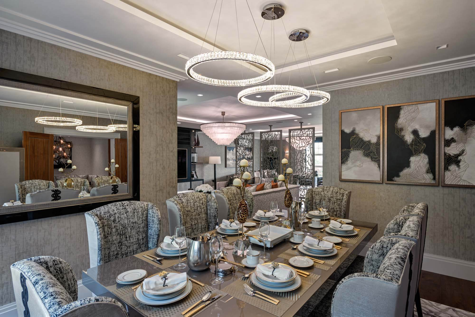 Thiết kế nội thất Luxury 8