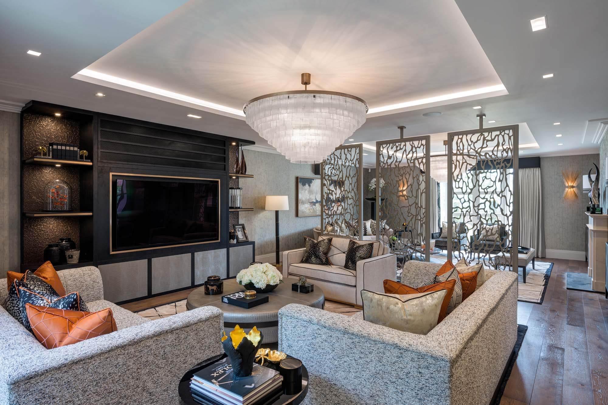 Thiết kế nội thất Luxury 9