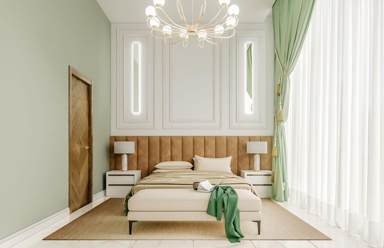 Thiết kế nội thất biệt thự Tân Cổ Điển 11