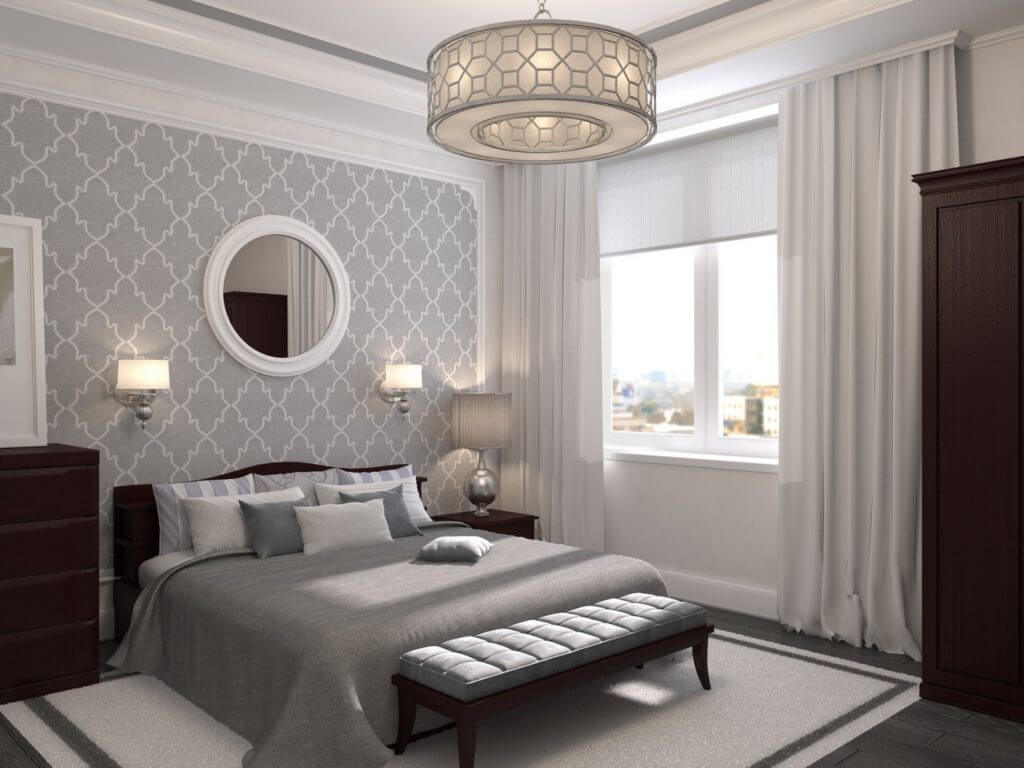 Thiết kế phòng ngủ tân cổ điển 2