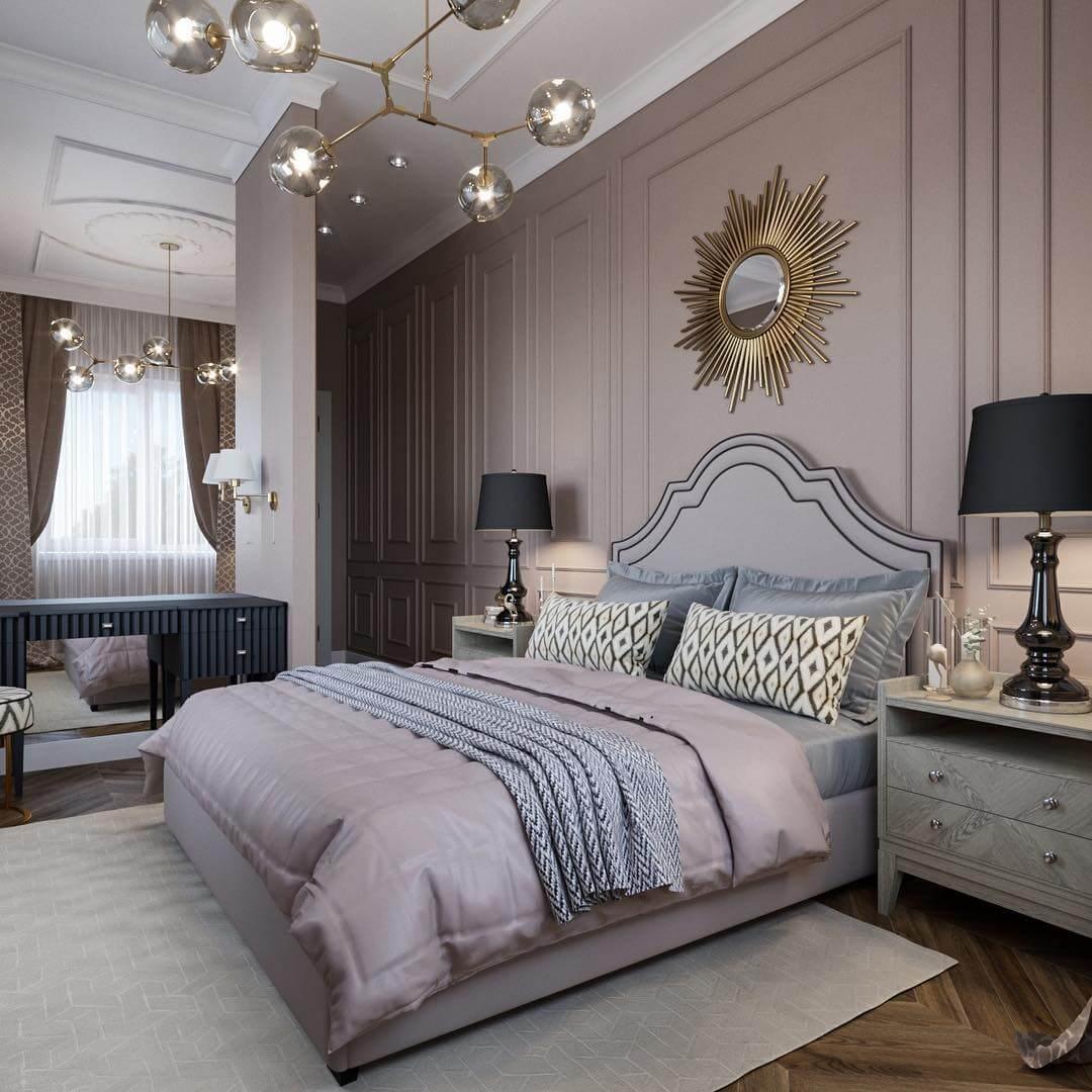 Thiết kế phòng ngủ tân cổ điển 3