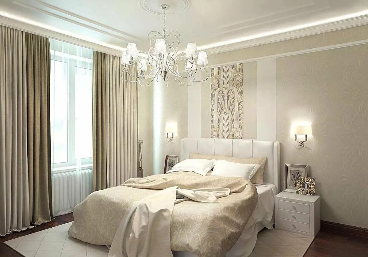 Thiết kế phòng ngủ tân cổ điển 4