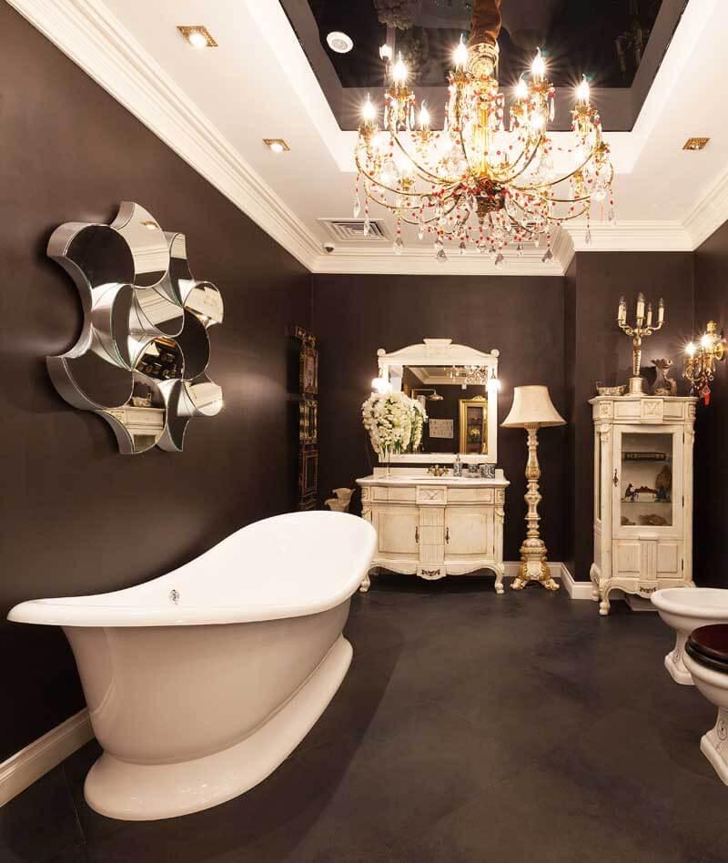 Thiết kế phòng tắm tân cổ điển 3