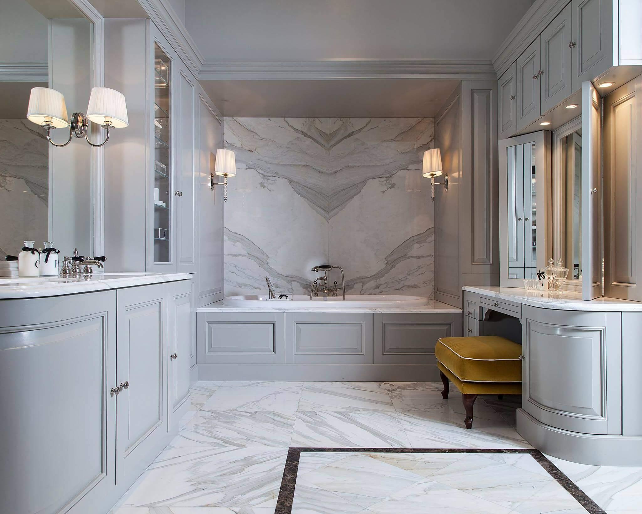 Thiết kế phòng tắm tân cổ điển 4