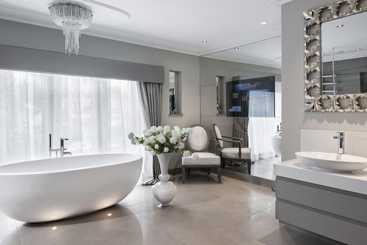 Thiết kế phòng tắm tân cổ điển 5