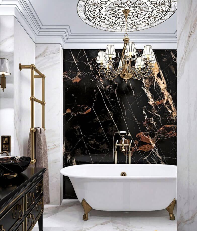 Thiết kế phòng tắm tân cổ điển 6