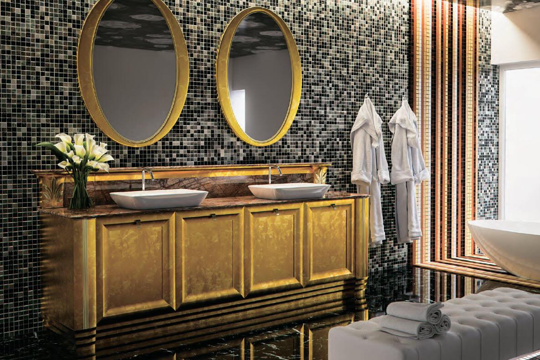 Thiết kế phòng tắm tân cổ điển 7