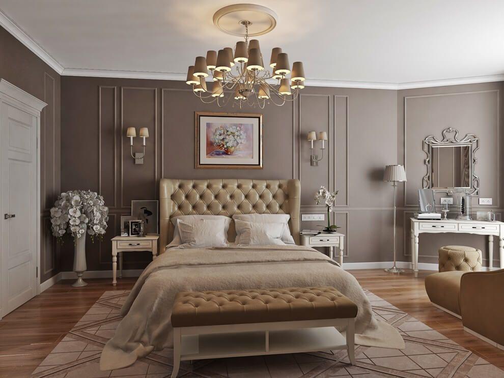 Trang trí không gian nội thất tân cổ điển 2