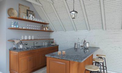 Tủ Bếp Gỗ Nhỏ 1