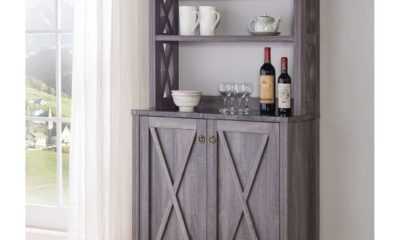 Tủ Rượu Bếp Đẹp