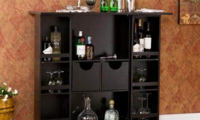 Tủ Rượu Phòng Khách Hiện Đại