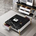 Bàn sofa mặt đá 1