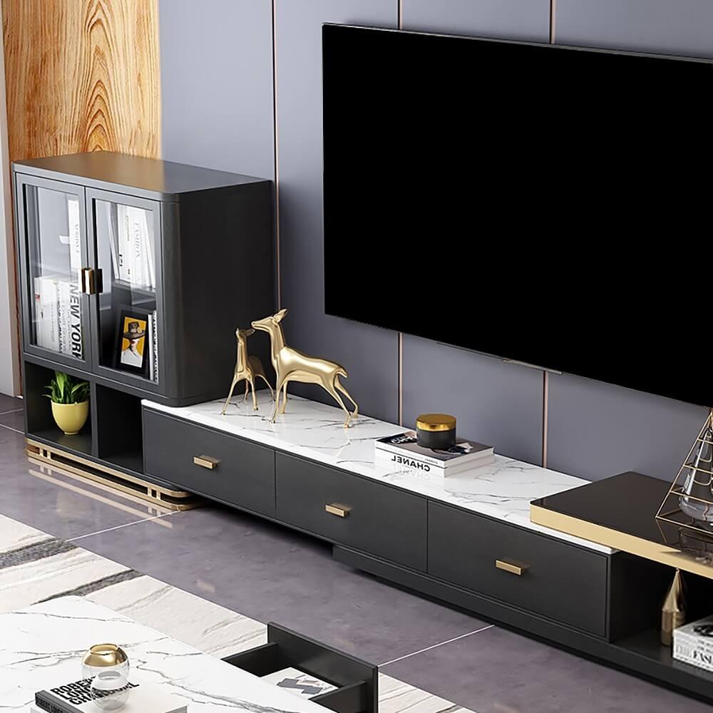 Tủ tivi đẹp phòng khách 1
