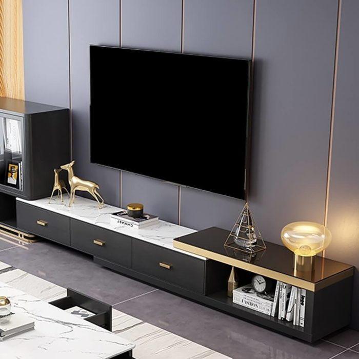Tủ tivi đẹp phòng khách 4