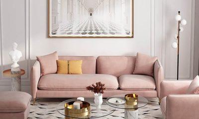 Ghế Sofa Đẹp Cho Phòng Khách Nhỏ 1