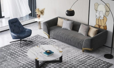 Ghế Sofa Đẹp Hiện Đại Cao Cấp 1