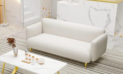 Ghế Sofa Đơn Giản Hiện Đại