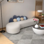 Ghế Sofa1 Băng Dài