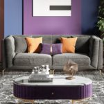 Ghế Sofa 2 Chỗ Ngồi Hiện Đại