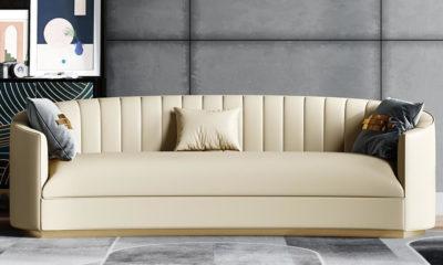 Ghế SofaDa Đẹp 1