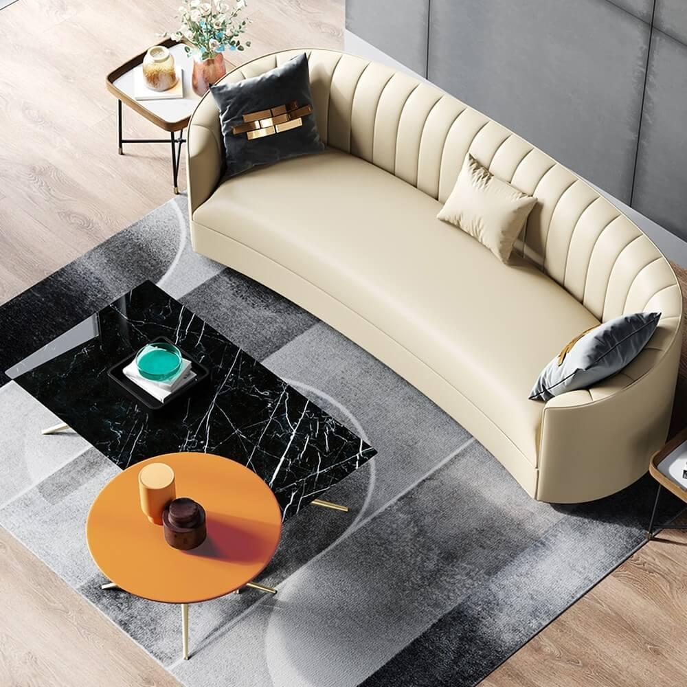 Ghế SofaDa Đẹp 2