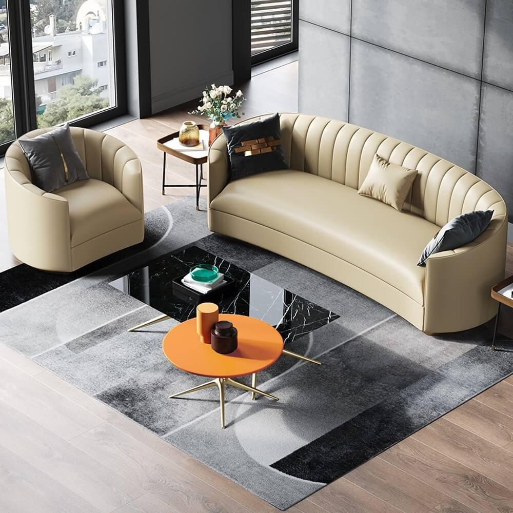 Ghế SofaDa Đẹp 4