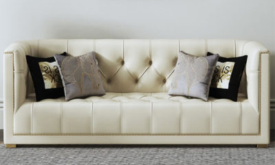 Ghế SofaDa Đẹp Hiện Đại